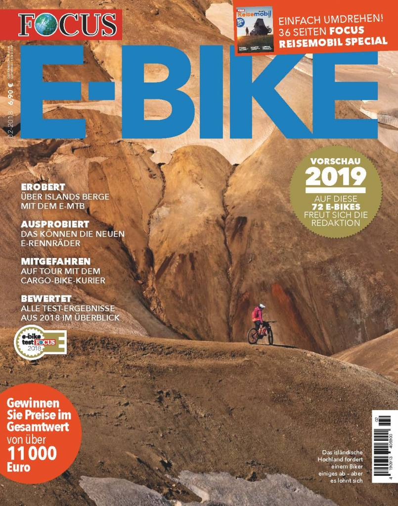 FOCUS - E-Bike 2019