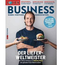 FOCUS-BUSINESS Wachstumschampions 2019