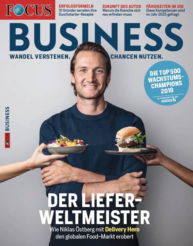 FOCUS FOCUS Business - Wachstumschampions 2019