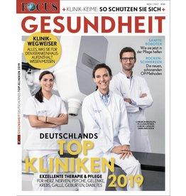 FOCUS-GESUNDHEIT Klinikliste 2019