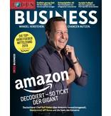 """FOCUS-BUSINESS Focus Business """"Amazon decodiert und der Mittelstand 2018"""
