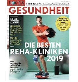 FOCUS-GESUNDHEIT Die besten Reha-Kliniken 2019