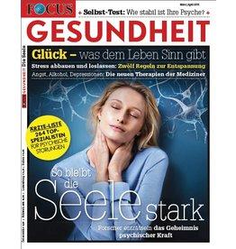 FOCUS-GESUNDHEIT Die Seele 2015
