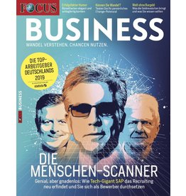 FOCUS-BUSINESS Die besten Arbeitgeber 2019