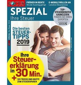 FOCUS-SPEZIAL Steuerberater 2019