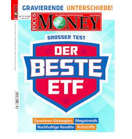 FOCUS Großer Test: Der beste ETF