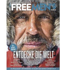 FREE MEN'S WORLD Entdecke die Welt