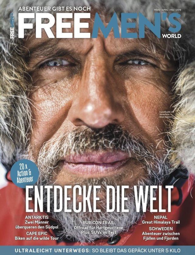 FREE MEN'S WORLD FREE MEN'S WORLD: Entdecke die Welt