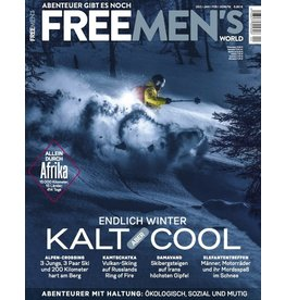 FREE MEN'S WORLD Kalt aber Cool