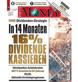 FOCUS-MONEY FOCUS MONEY – Ihre Dividendenstrategie: In 14 Monaten 16% kassieren