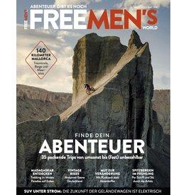 FREE MEN'S WORLD Finde dein Abenteuer