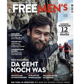 FREE MEN'S WORLD Da geht noch was