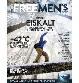 FREE MEN'S WORLD Eiskalt