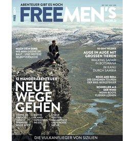 FREE MEN'S WORLD Neue Wege gehen