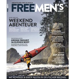 FREE MEN'S WORLD Weekend Abenteuer