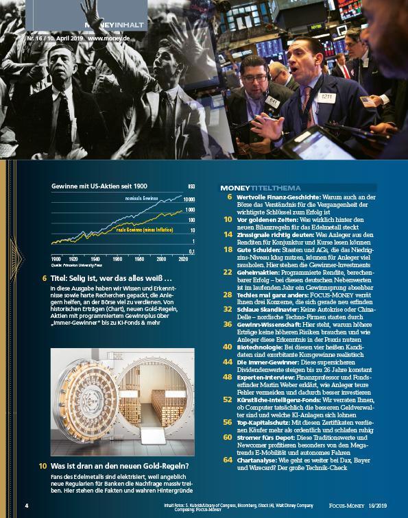 FOCUS-MONEY FOCUS MONEY – Die Börsen-Bibel: Das ultimative Heft für Ihre Geldanlage