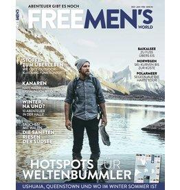 FREE MEN'S WORLD Hotspots für Weltenbummler