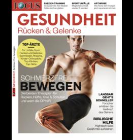 FOCUS-GESUNDHEIT Rücken & Gelenke 2019