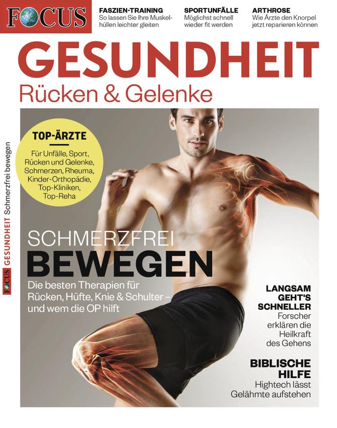 FOCUS FOCUS Gesundheit - Rücken & Gelenke 2019