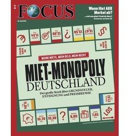 FOCUS Magazin Miet-Monopoly Deutschland
