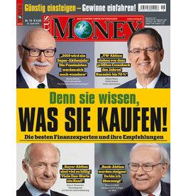 FOCUS-MONEY Denn sie wissen, was sie kaufen: Die besten Finanzexperten und ihre Empfehlungen