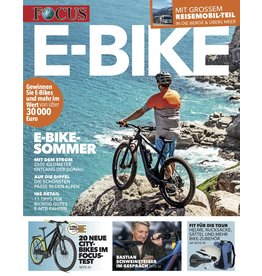 FOCUS Magazin E-Bike 1/ 2019
