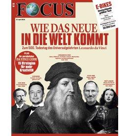 FOCUS Magazin Wie das Neue in die Welt kommt