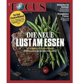 FOCUS Magazin Die neue Lust am Essen
