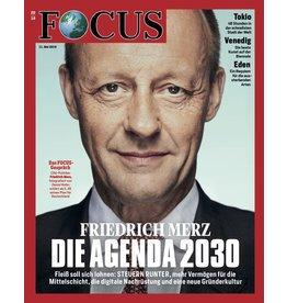 FOCUS Magazin Die Agenda 2030