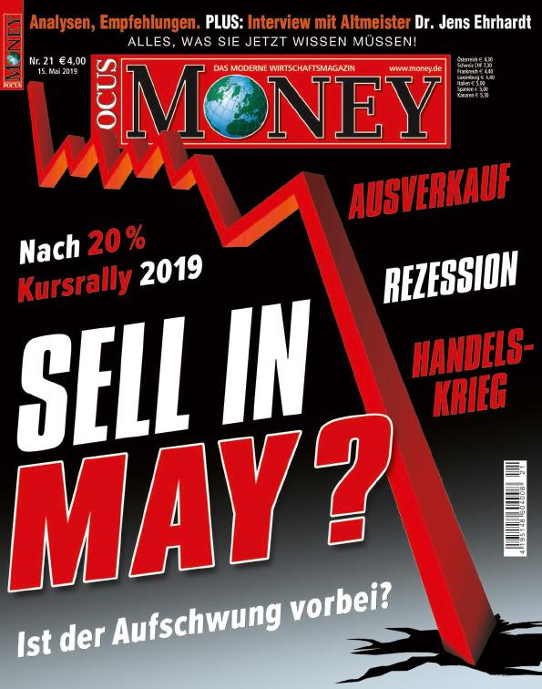 FOCUS-MONEY FOCUS MONEY – Sell in May? Ist der Aufschwung vorbei?