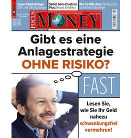 FOCUS MONEY Gibt es eine Anlagestrategie ohne Risiko? Fast. Lesen Sie, wie sie funktioniert