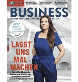FOCUS-BUSINESS Gehalt & Karriere 2019