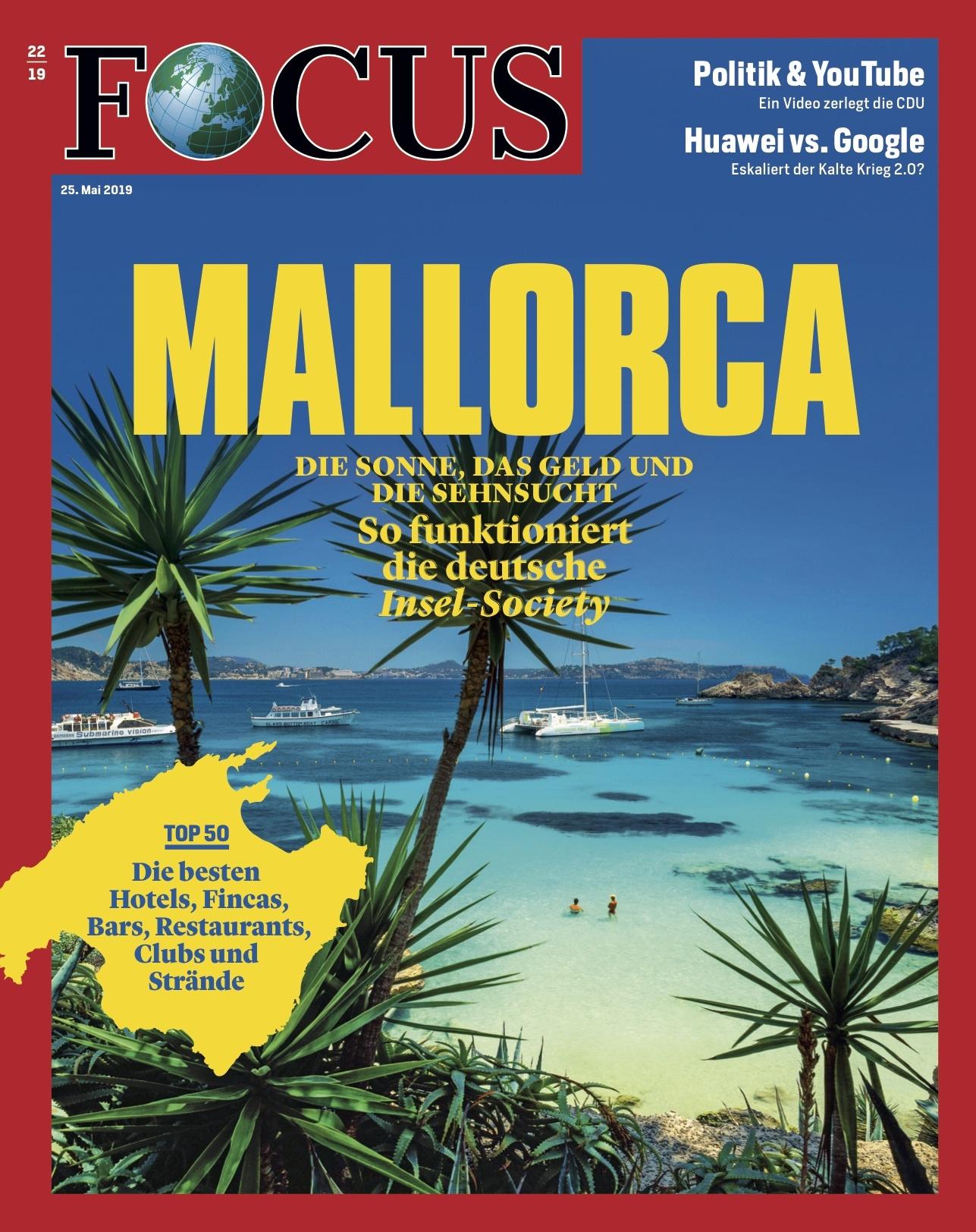 FOCUS Magazin FOCUS Magazin - Mallorca