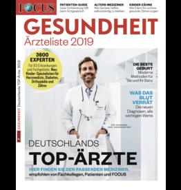 FOCUS-GESUNDHEIT Die besten Ärzte 2019