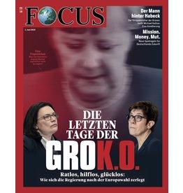 FOCUS Magazin Die letzten Tage der GROK.O.