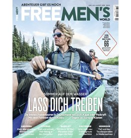 FREE MEN'S WORLD Lass dich treiben