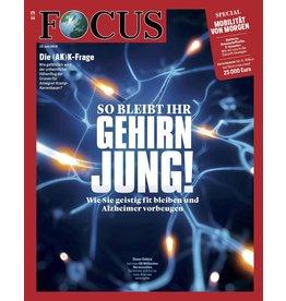 FOCUS So bleibt Ihr Gehirn jung!