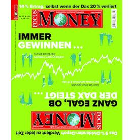 FOCUS-MONEY Immer gewinnen, egal ob es an der Börse auf- oder abwärts geht