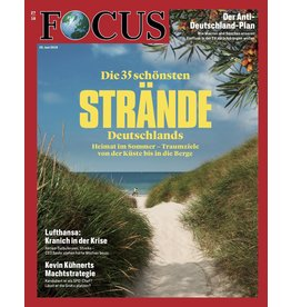 FOCUS Magazin Die 35 schönsten Strände Deutschlands