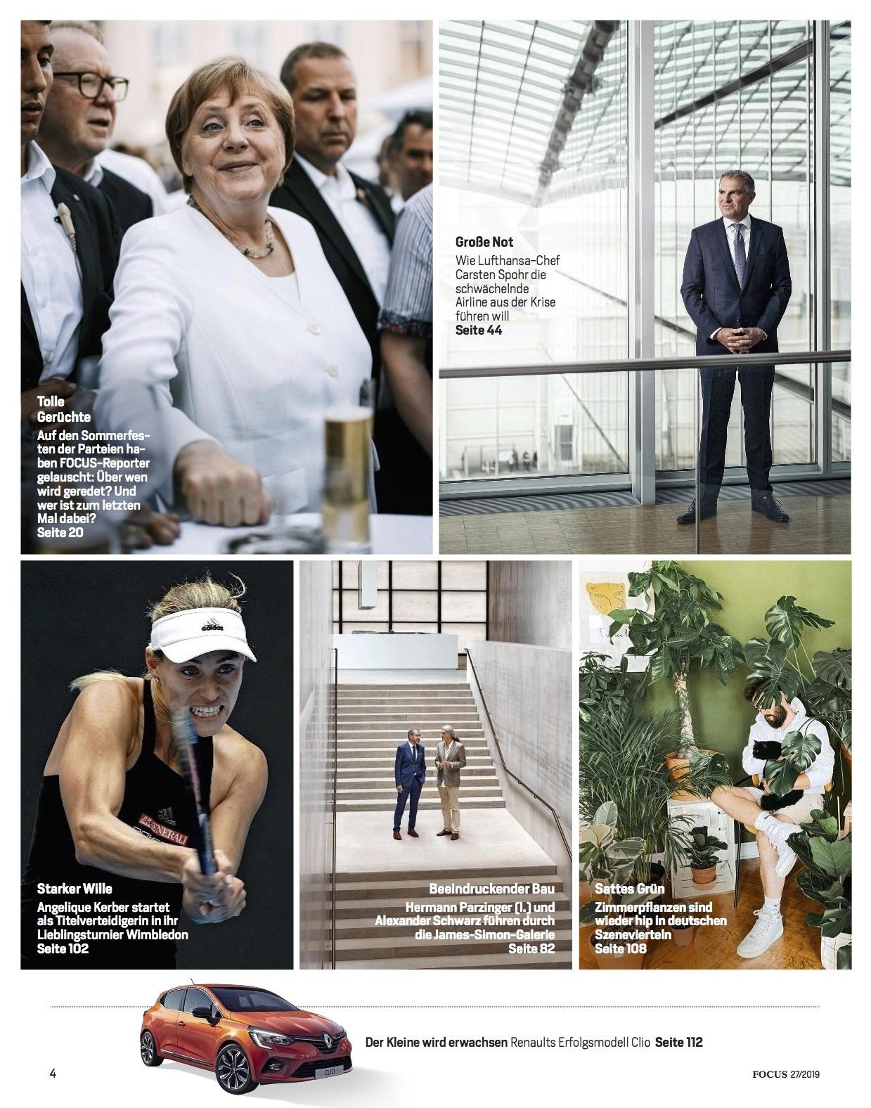 FOCUS Magazin FOCUS Magazin - Die 35 schönsten Strände Deutschlands