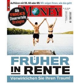 FOCUS-MONEY Früher in Rente: Wie der Vorruhestand finanziell gelingt