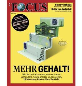 FOCUS Magazin Mehr Gehalt!