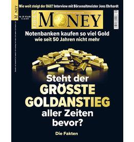 FOCUS-MONEY Steht der größte Goldanstieg aller Zeiten bevor?