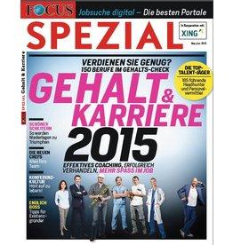 FOCUS SPEZIAL Gehalt & Karriere 2015