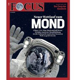FOCUS Magazin Neuer Wettlauf zum Mond