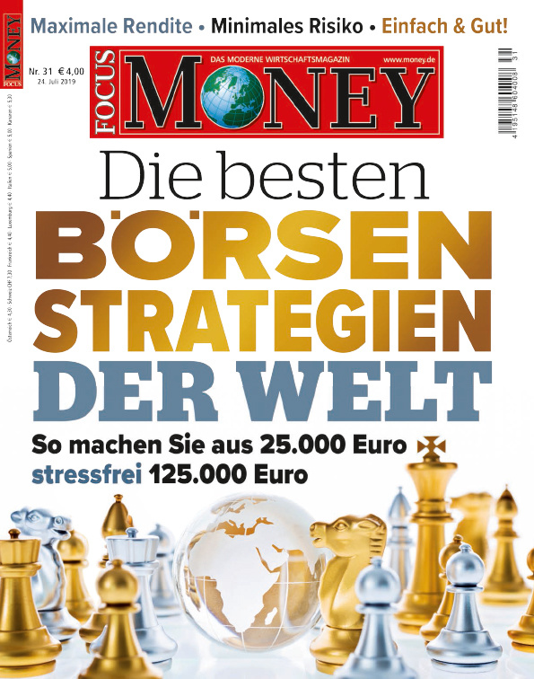 FOCUS-MONEY FOCUS MONEY – Die besten Börsenstrategien der Welt