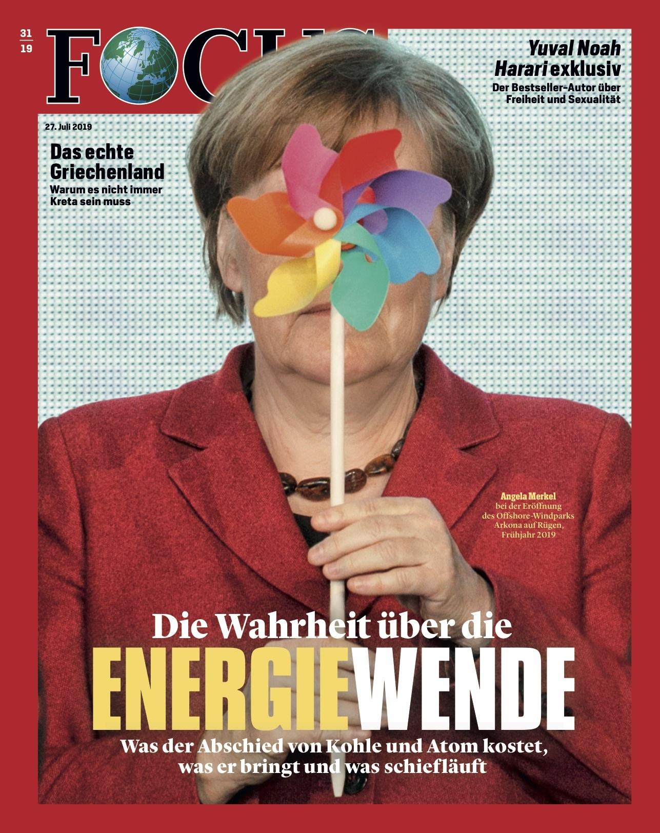 FOCUS Magazin FOCUS Magazin - Die Wahrheit über die Energiewende