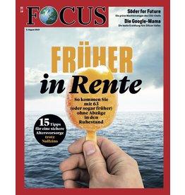 FOCUS Magazin Früher in Rente
