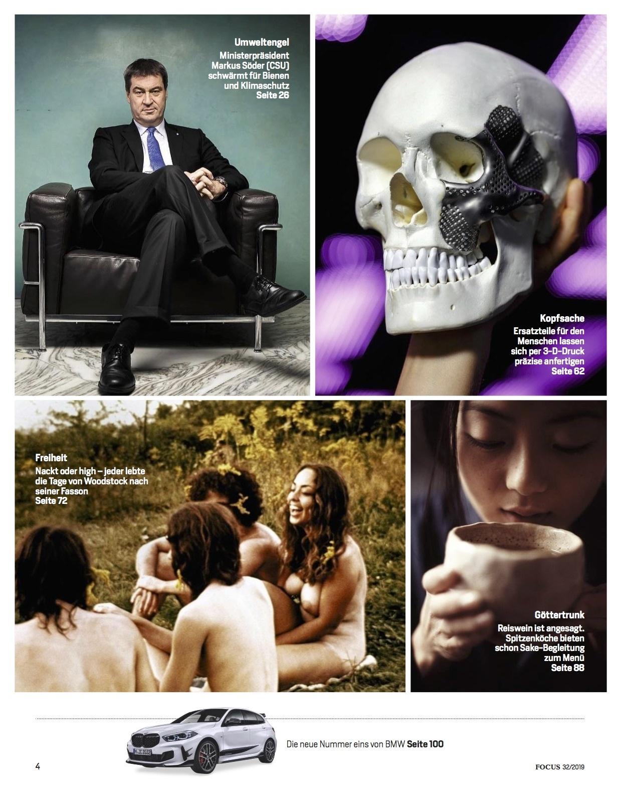 FOCUS Magazin FOCUS Magazin - Früher in Rente ohne Abzüge