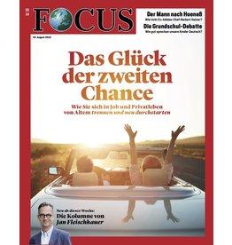 FOCUS Magazin Das Glück der zweiten Chance